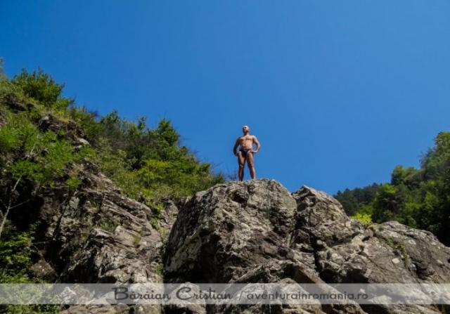 Cascada Ciucas Baraian Cristian