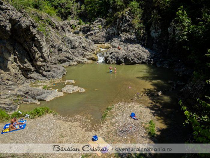 Cascada Ciucas