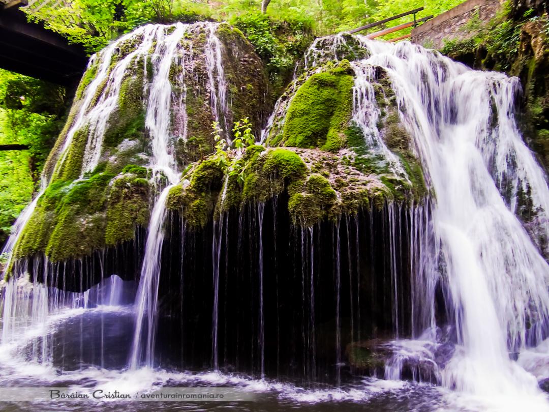Cascade Romania Bigar