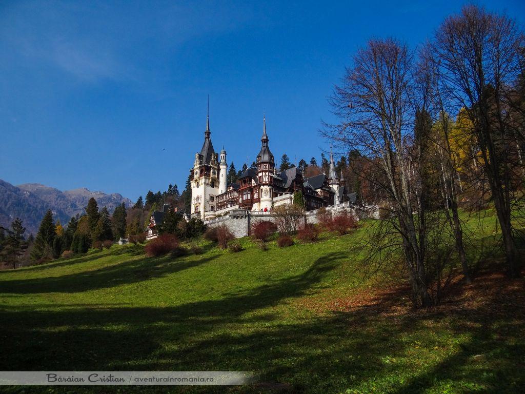 Aventura in Romania