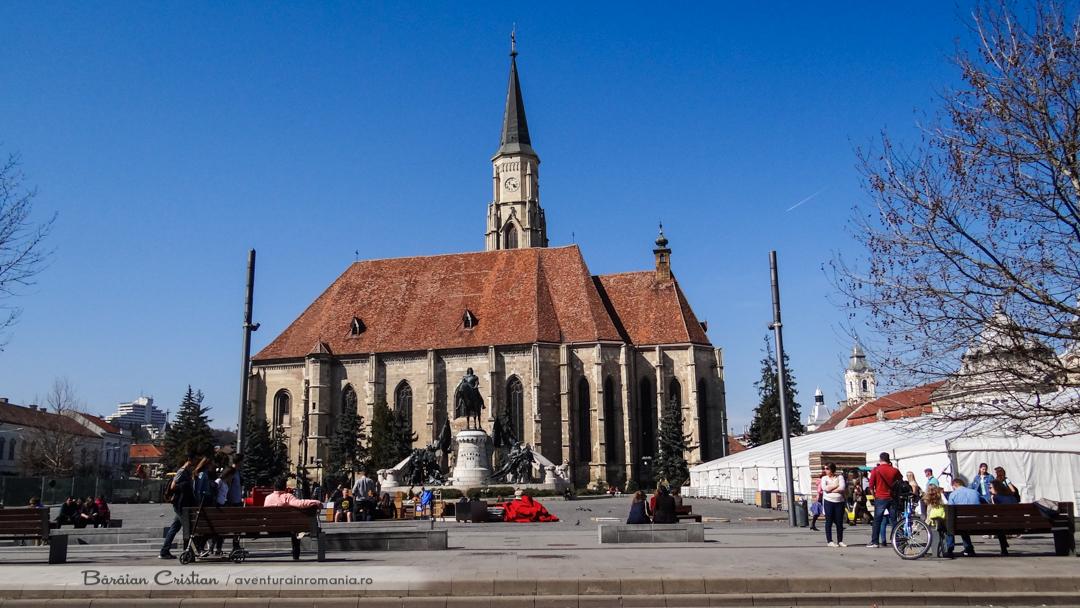 Cluj Napoca, Piata Unirii