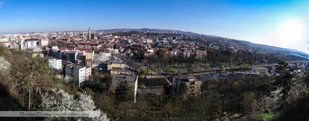 Panorama Cluj Napoca