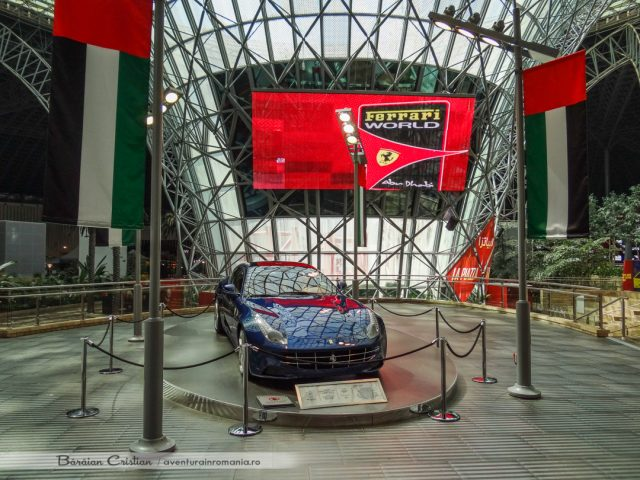 Abu Dhabi Ferrari World