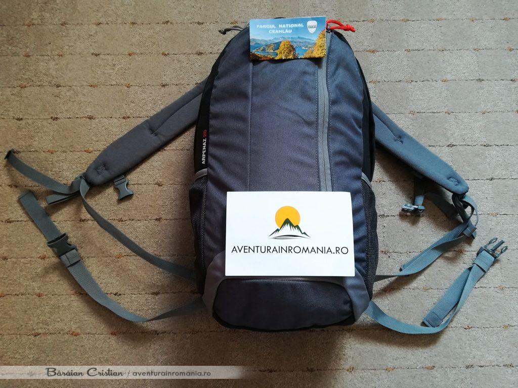 Bagajul pentru munte
