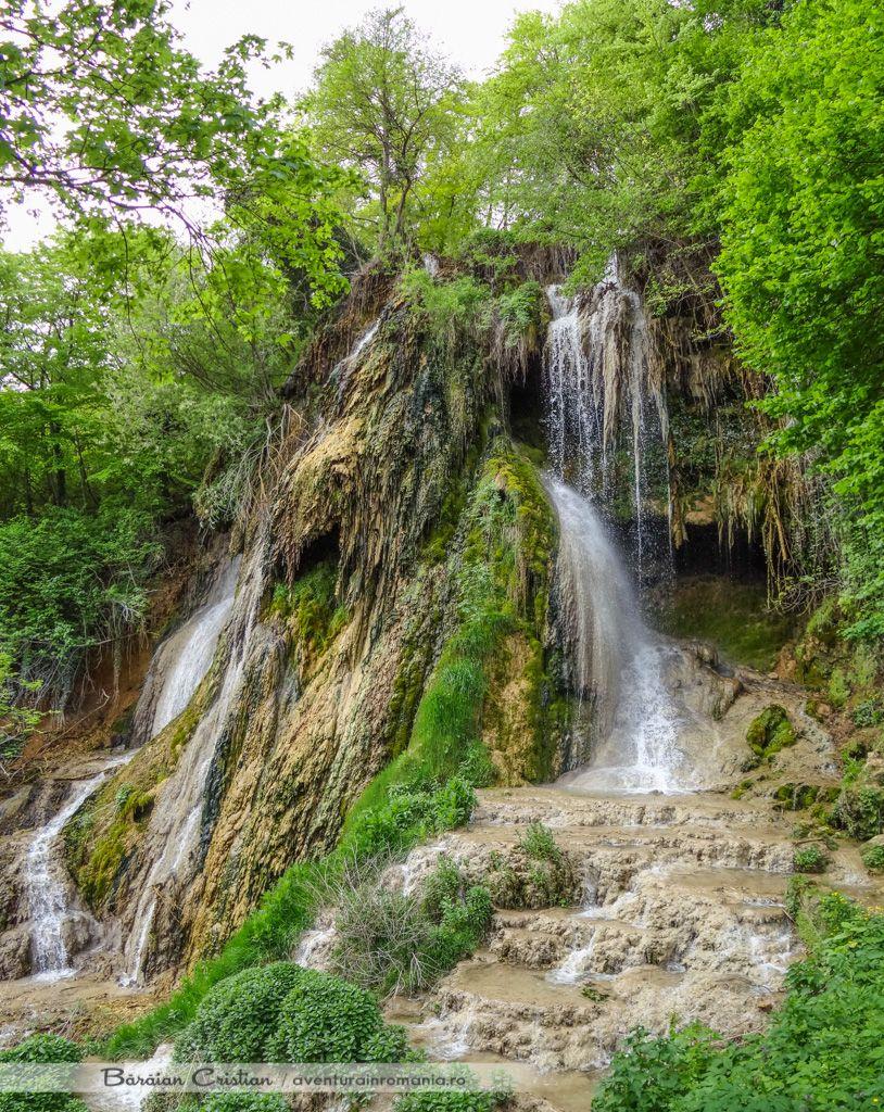 Cascada Clocota