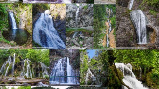Cascade Romania