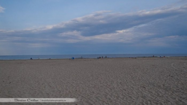 plaja Sfantu Gheorghe
