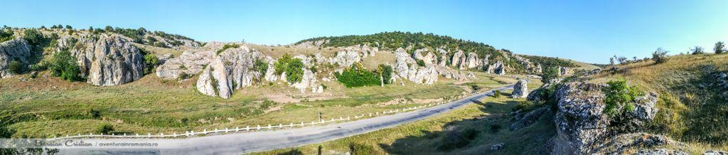 Panorama Cheile Dobrogei