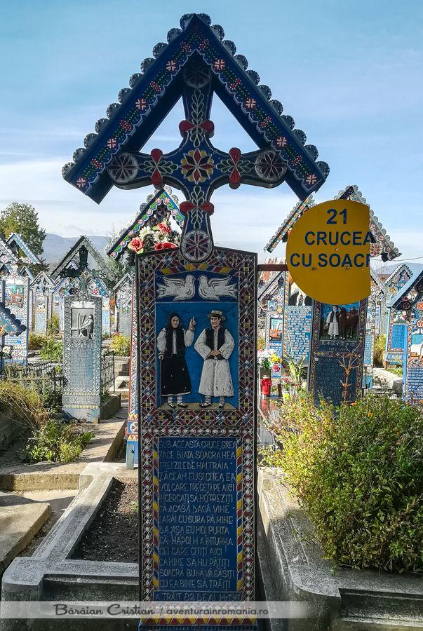 Cimitirul Vesel Soacra