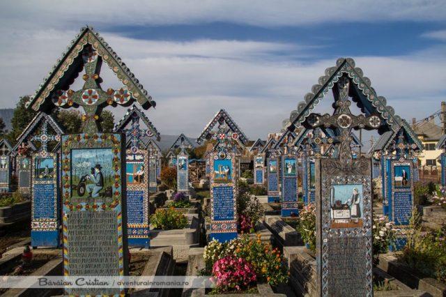 Sapanta_Cimitirul_Vesel