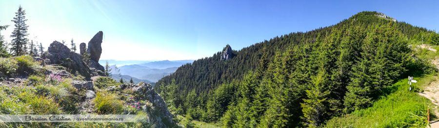 Muntele Ceahlau Varful Toaca