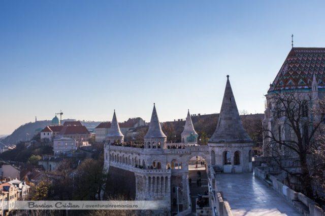 Bastionul Pescarilor Budapesta