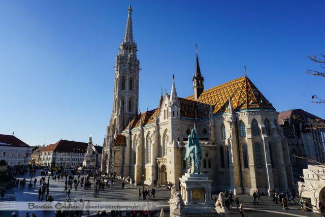 Biserica Matyas Budapesta