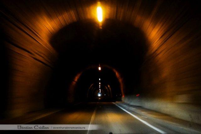 Tunelul Transfagarasan