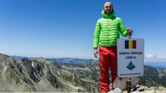 Cele 14 vârfuri de peste 2500 de metri