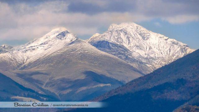 Cele mai inalte varfuri din Romania