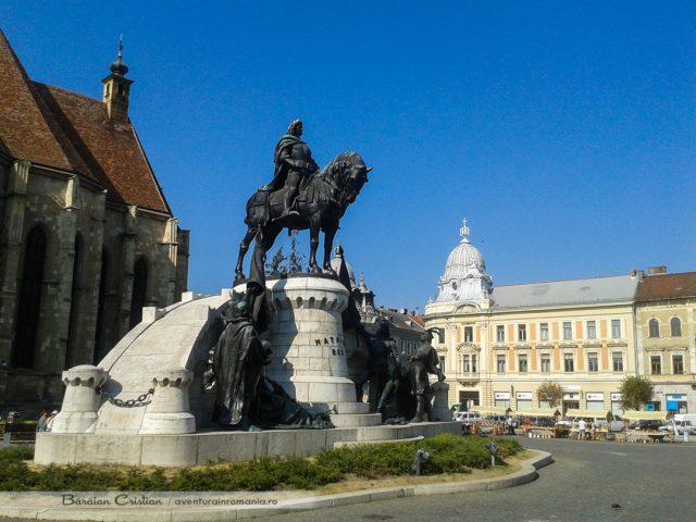 Cluj-Napoca, Matei Corvin