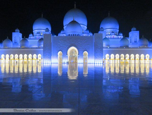 Abu Dhabi_Aventura in Romania