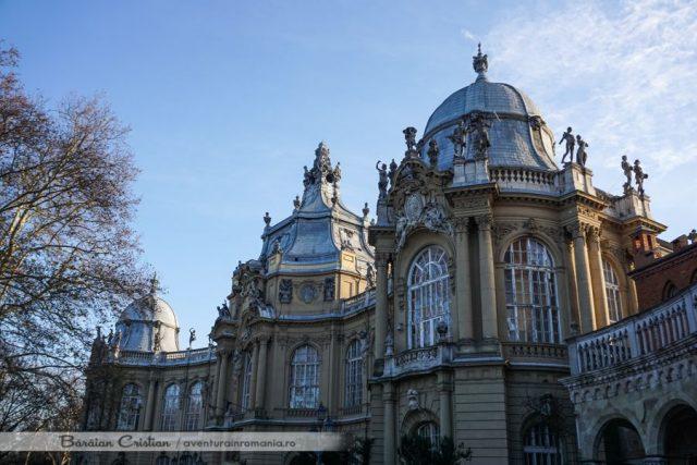 Castelul Vajdahunyad Budapesta