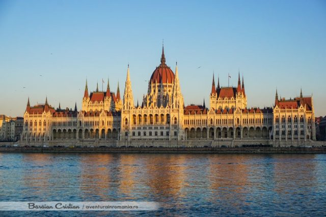 Palatul Parlamentului Ungaria