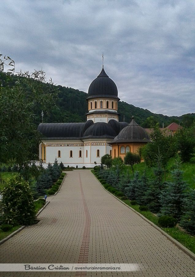 Manastirea Rametea