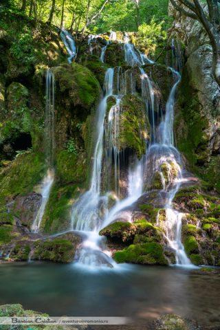 Cascada Beușnița 3