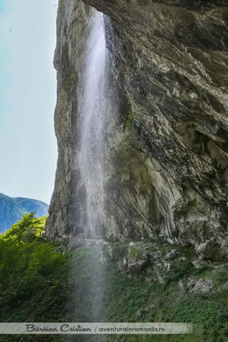 Cascada Vânturătoarea