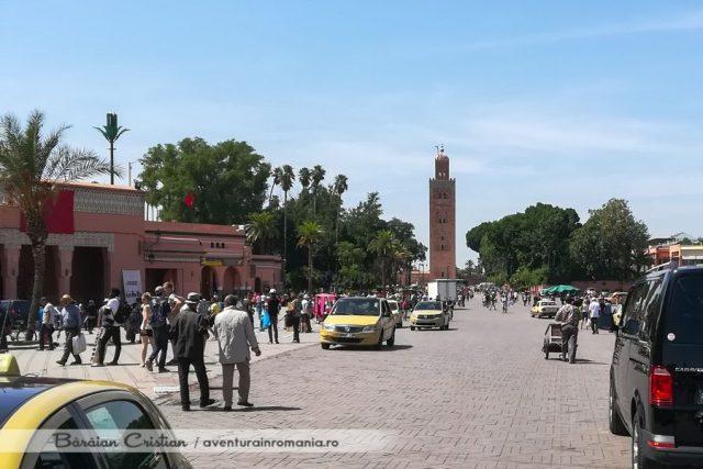 Marrakech Taxi