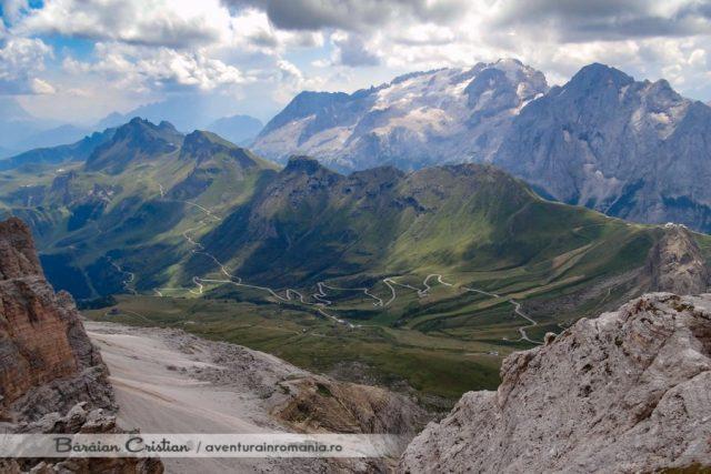 Muntii Dolomiti