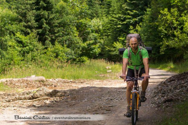 Cu bicicleta prin Retezat