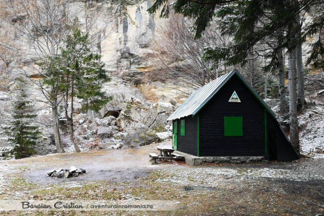 Cascada Valea Spumoasă