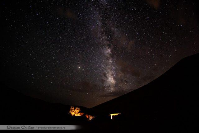 Africa Milky Way