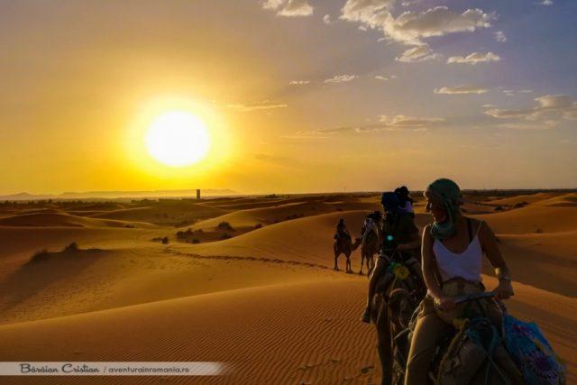 Deșertul Sahara