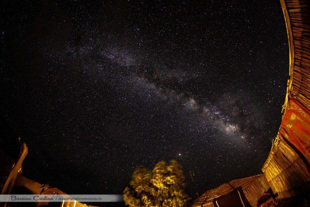 Sahara Milky Way
