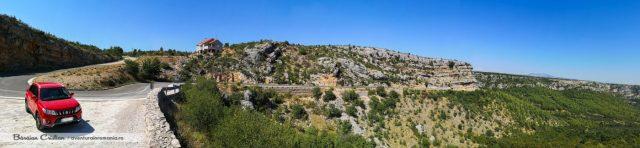Traseu Parcul Național Krka